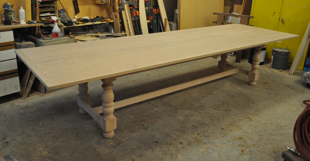Conference Farm Table