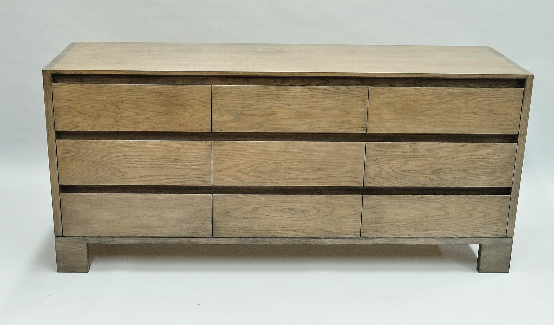 Oak Bedroom Set - Cherry Brook Woodworks